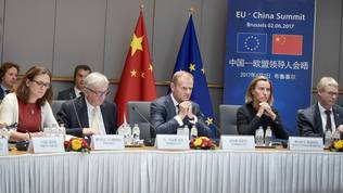 EU-China summit 2017