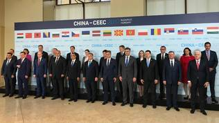 CEEC-China summit 2017