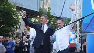 Andrej Plenkovic, Drago Prgomet