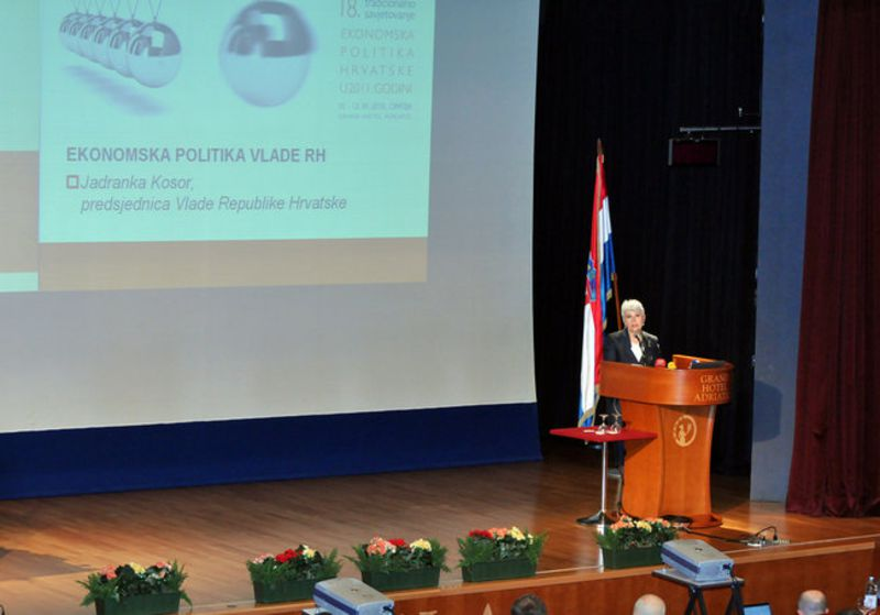 Croatia in the EU: lessons from the Bulgarian accession