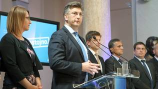 Ivana Maletic, Andrej Plenkovic