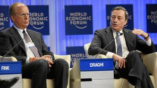 Laurence Fink, Mario Draghi